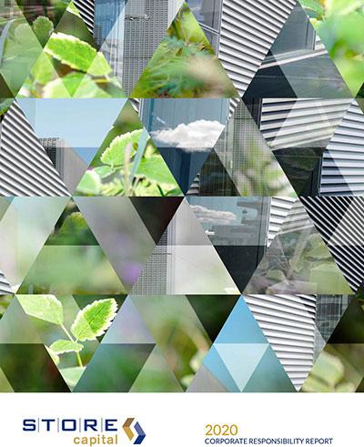STORE CAPITAL DEBUTS 2020 CORPORATE RESPONSIBILITY REPORT