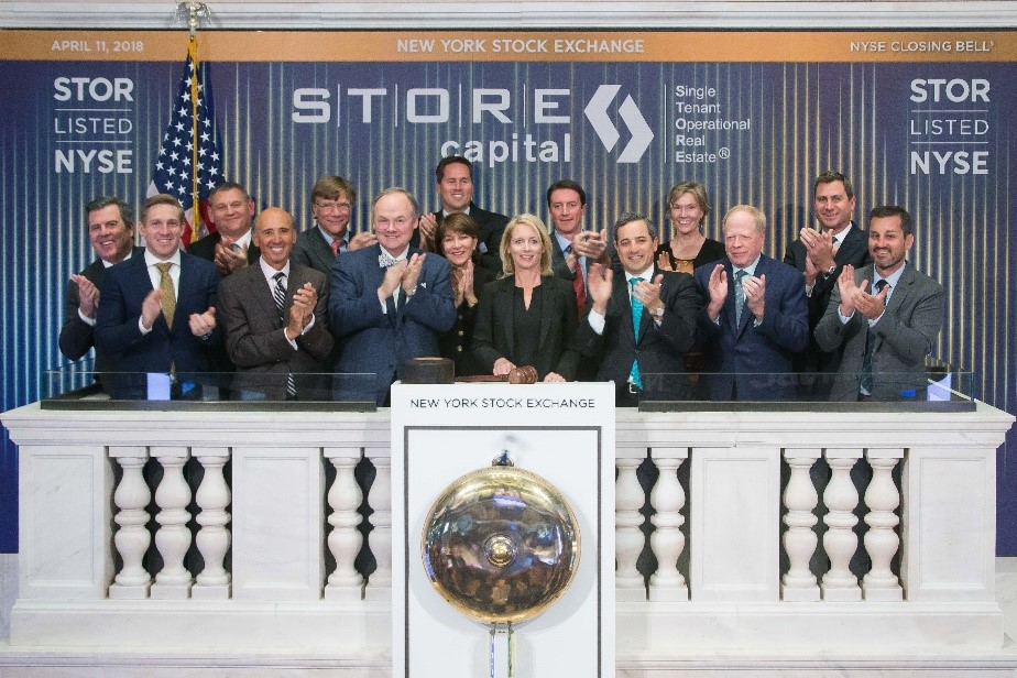 STORE Capital Investor Day Rings a Bullish Tone