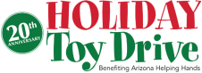 STORE Capital Toy Drive Benefits Arizona Foster Children