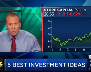 CNBC Analysis: STORE Capital's Portfolio Cannot be Amazon'd